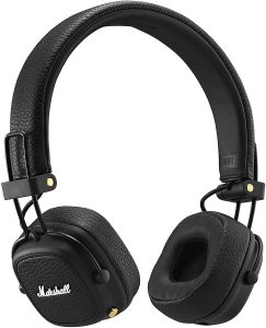 Marshall Major 3 Bluetooth Wireless On-Ear Headphones (Black): Amazon!!
