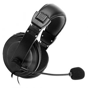 Lapcare Stereo Headset LWS-040 Headphone with Flexible Mic for PC, Mobiles, Play Station, Xbox, Tablets!!