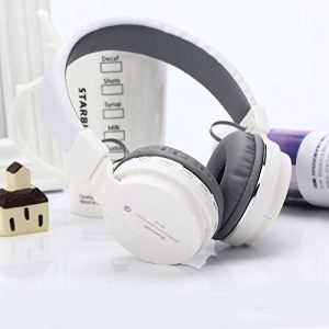 Dronean DP12 Comfortable Light Weight On-Ear Headphone with Deep Bass and HiFi Bass Compatible with All Devices