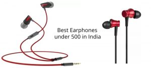 Best Earphones Under Rs. 500: Amazon Prime Sale!